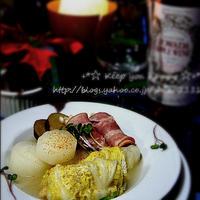 +*栄養たっぷり塩野菜スープ+*