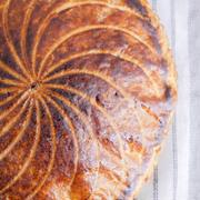 フランスお正月のお菓子 ガレットデロワのレシピ