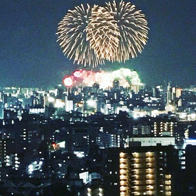 広島みなと夢花火大会♪