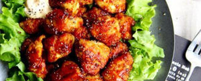ピリッと旨い!「カレー醤油」が決め手の鶏レシピ
