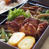 塩麹鶏の唐揚げ ガーリック&オニオン風味