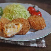 ゆで卵入りがおいしい♪絶品コロッケおすすめレシピ