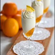 初夏の気分にぴったり♪おもてなしにも◎の「オレンジ」を使ったふわしゅわムース