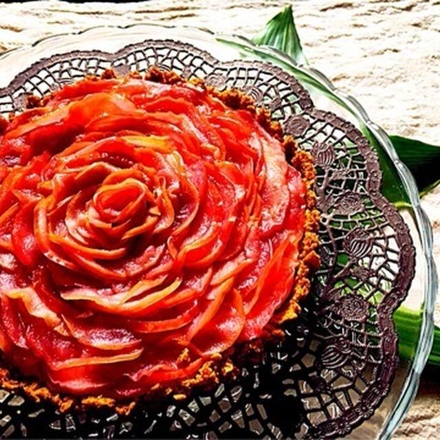 水切りヨーグルトとクリチで秋バラのチーズケーキと残ったヨーグルト水の活用法!