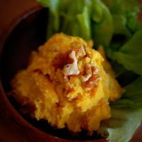 くるみとサツマイモのサラダ~Nutty Sweet Potato Salad~