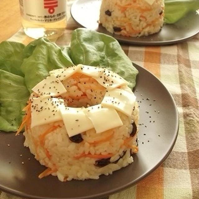今度は『すし酢』のモニター♪<SUSHI+!>カレー風味のサラダ寿司