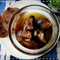 旬の食材使った一品♡骨まで美味しい秋刀魚のアヒージョ♡(*ノωノ) by 笑さん