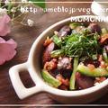 【ふっくらお豆の梅にんにく炒め】レシピブログ5周年に5回目の豆料理コンテスト入選のお知らせが? by MOMONAOさん