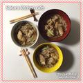 【こどもごはん】寒い夜に☆鶏そば☆アツアツ美味しい出汁で(材料費170円!)
