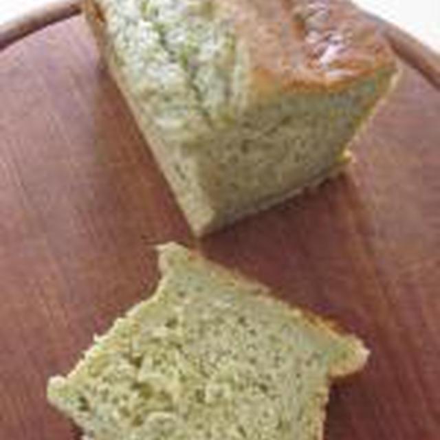 Soy Milk Zucchini Bread (no oil, no egg)