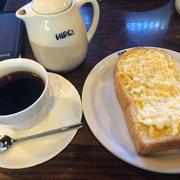 ヒロコーヒー 西宮北口 モーニングへ行ってきました