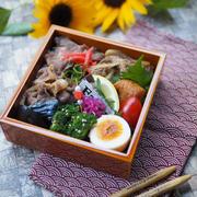 5月23日 豚の生姜焼き弁当 と 天ざるうどんの晩ごはん