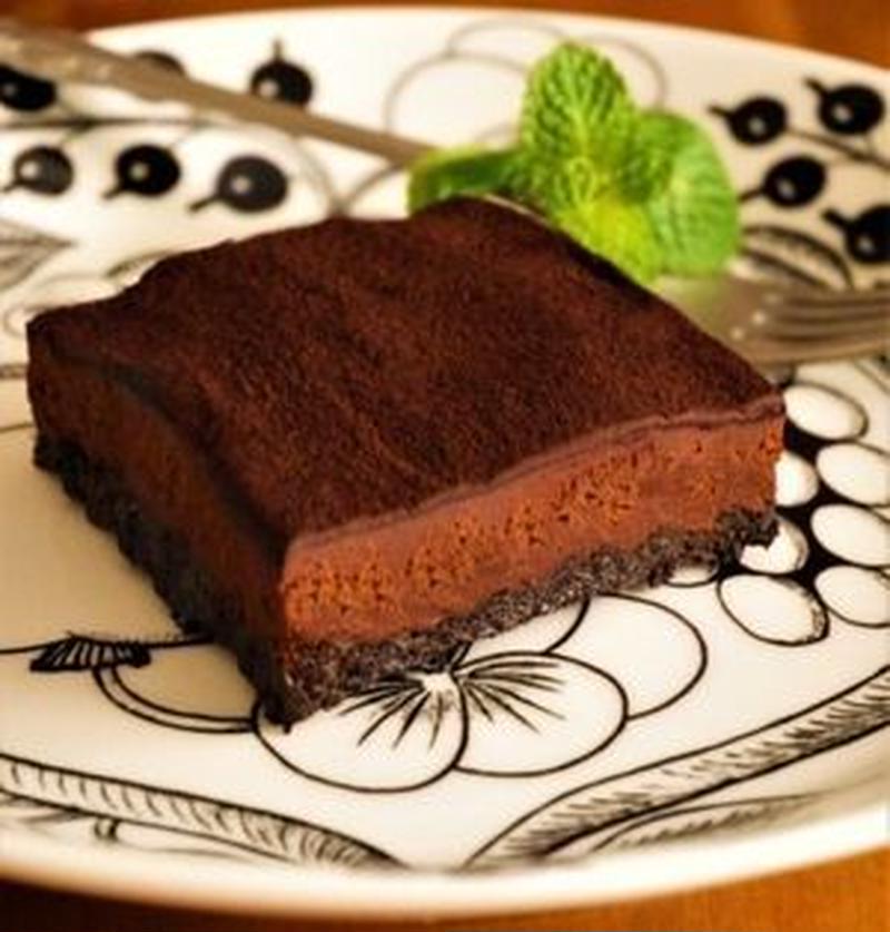 ほろ苦い大人な味わい♪「ビターチョコレート」で作るスイーツ