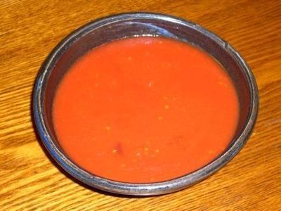 [レシピ]トマトソース
