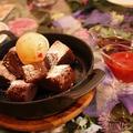 夜中のスイーツテロ☆季節のガトーショコラ