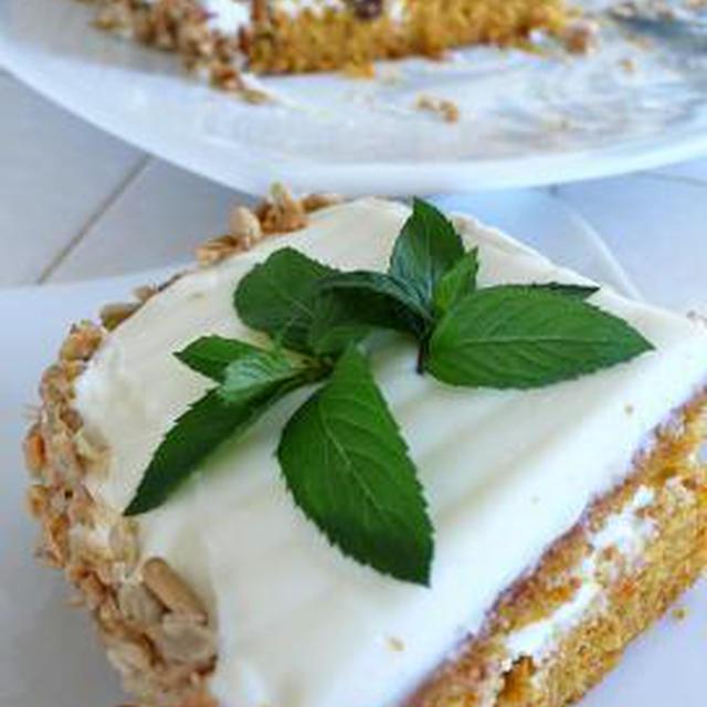 キャロットケーキ Carrot Cake