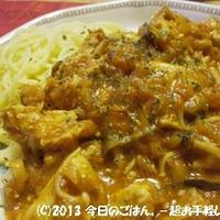 きのこたっぷりチキンカチャトゥーラ 塩麹漬けのむね肉で(^_-)-☆