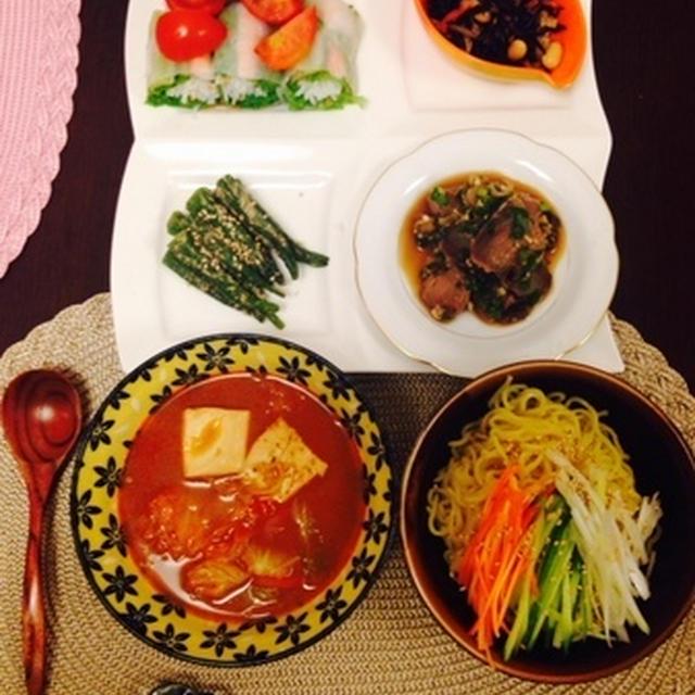 ダイエット中でもOK!担々麺のレシピ