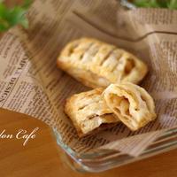 超簡単!包み焼きアップルパイ☆スパイスを使って甘さひかえめ大満足レシピ(スパイス大使)