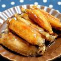 お酒の肴に「手羽中の揚げ甘酢煮」&「日本橋で食べたカレーはウスターソースがあう」