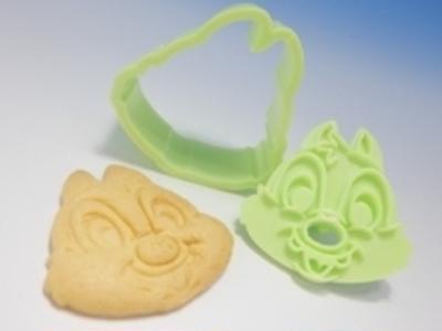 トトロ・まっくろくろすけクッキー