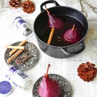 洋梨のコンポート スパイスと旬の食材で楽しむ秋レシピ