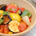 ボーソー米油部※夏野菜たっぷり!米油レシピ