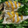 鯛と金柑のオーブン焼き♪