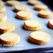 ♡超簡単失敗なし♡クリームチーズクッキー♡【#お菓子#ホワイトデー】