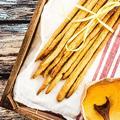 イーストを使わない簡単グリッシーニのレシピ