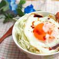 俺のズボラ飯!目玉焼き丼の作り方と美味しいソースのレシピ