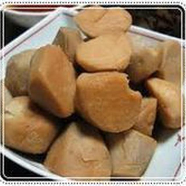 里芋の煮ものの簡単料理レシピ&ダイエットワンポイントアドヴァイス