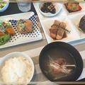 今日の「ご飯食べさせて」は大慌て・・ズッキーニ捨ててしまった!!