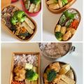 1週間分の日持ちおかず作り~1週間のお弁当(アラカンオット&女子大生用)