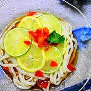 柑橘でさっぱり♪初夏を楽しむ「冷やしうどん」レシピ