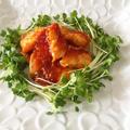 スイートチリソースのアレンジレシピ♪ by エトワールさん