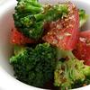 オレガノdeトマトとブロッコリーのハニーマスタードサラダ