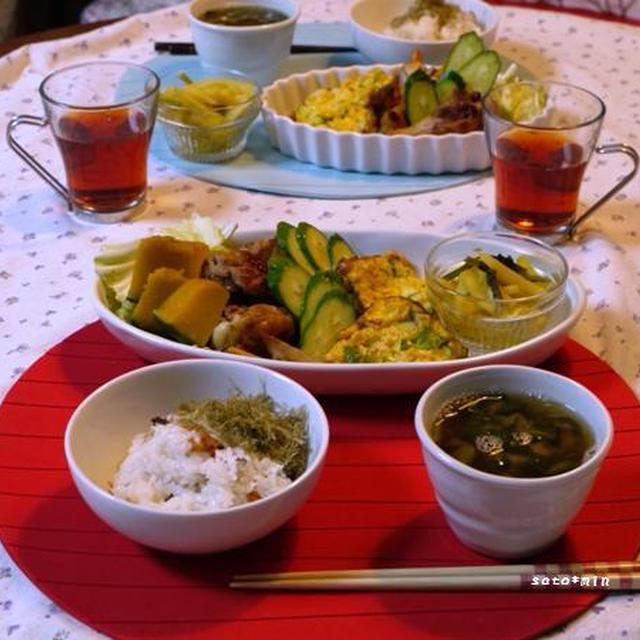 トトロのあの場面の料理と、お肉祭りで卵がGOOD(^v^)