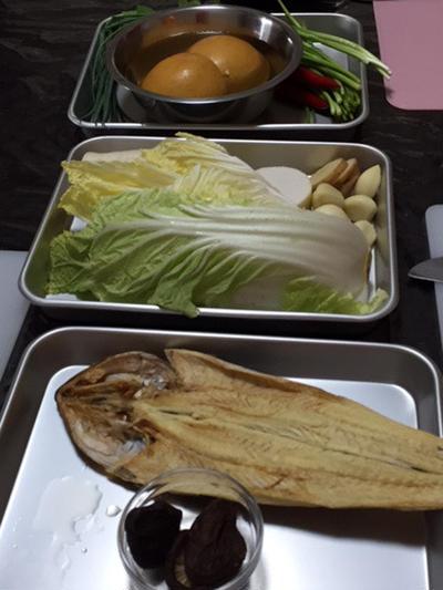 一年間お疲れさまでした♪韓国料理基本コース・第1土曜日クラス修了式