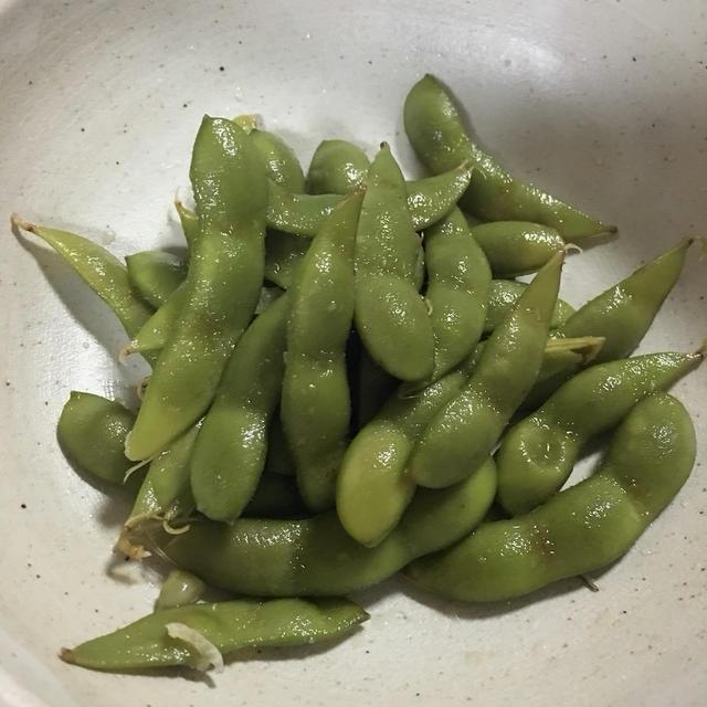 ワカコ酒7で紹介されていた絶品おつまみ 枝豆のにんにく醤油漬けの作り方