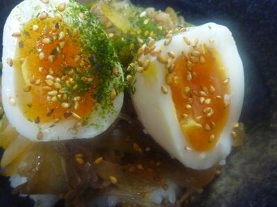 リメイク豚の生姜焼きDE豚丼★