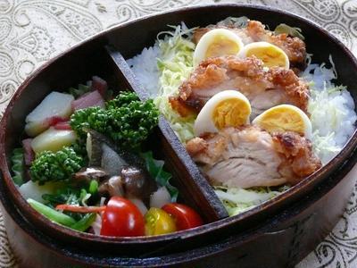 中学生、和彰のお弁当 -017-