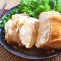 瞬殺サラダチキン。最高に美味しい柔鶏むね柚子胡椒バター(糖質0.9g)