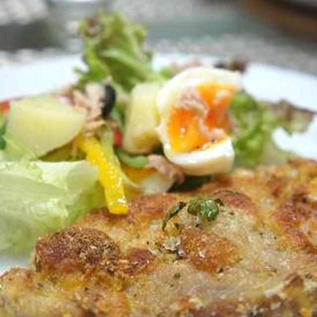 鶏肉のオーブン焼き(レシピ付)