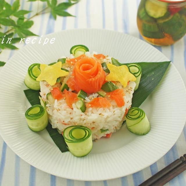☆七夕ちらし寿司☆