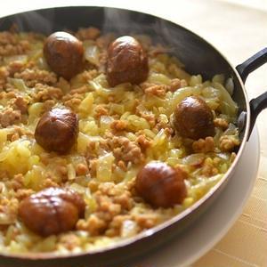殻むき作業なし!秋感じる「甘栗」を使った料理レシピ7選