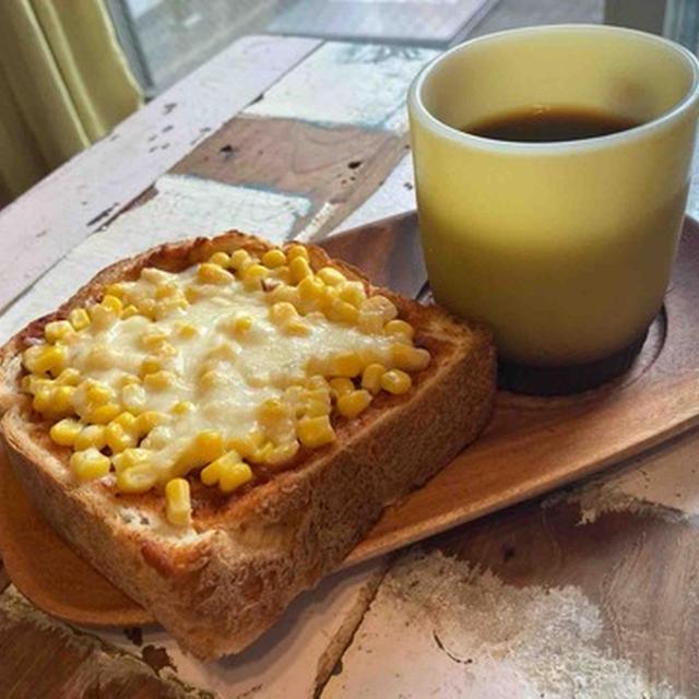 【recipe】思い出のピザトースト