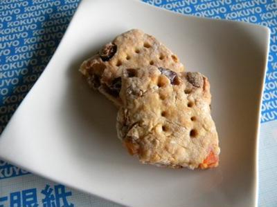 ダイエット中のおやつにどうぞ「SOYクッキー」