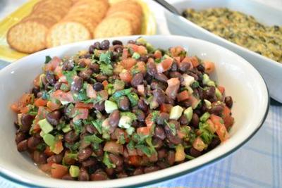 ビーンサルサ Bean Salsa