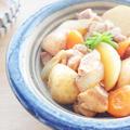 栄養丸ごと♪新じゃがいもと鶏肉のこっくり煮(レシピ)